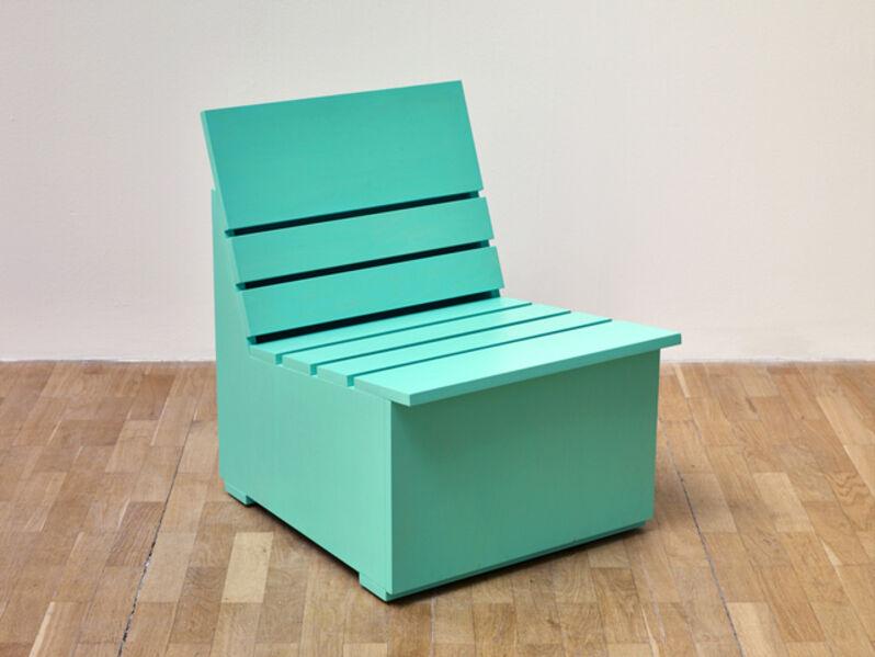 Mary Heilmann, 'Sunny Chair for Whitechapel (2016) (Mint)', 2016