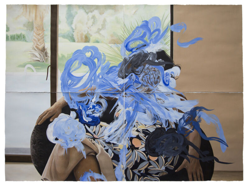 Eduardo Sarabia, 'Palm Spring Magic ', 2019