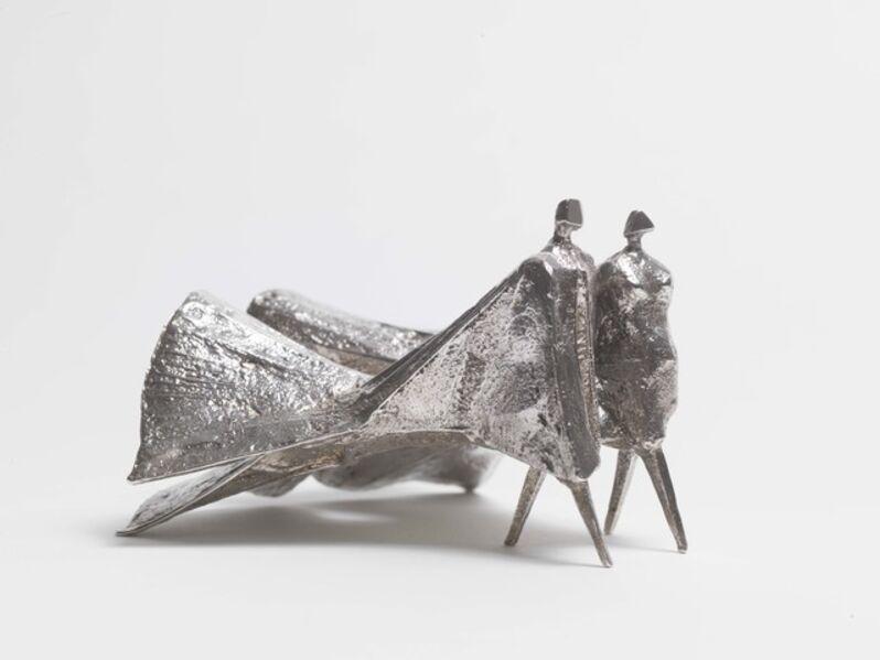 Lynn Chadwick, 'Walking Cloaked Figures V', 1978
