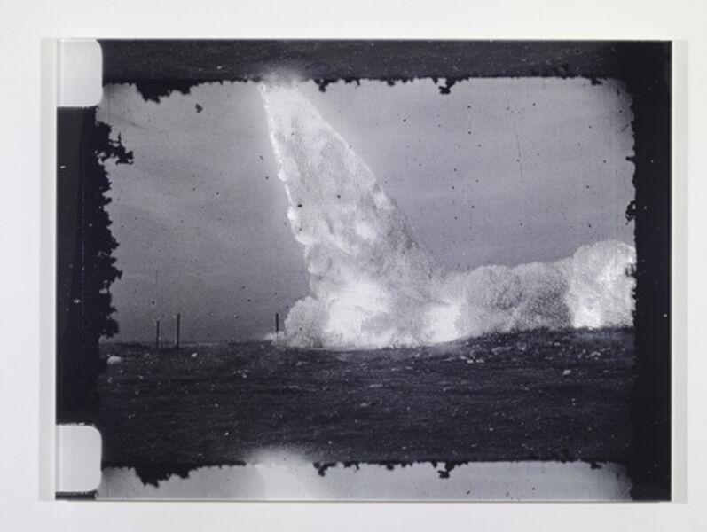 Joana Hadjithomas and Khalil Joreige, 'Dust in the wind Cedar III', 2013