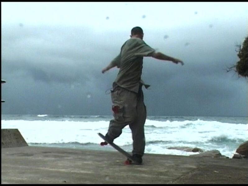 Shaun Gladwell, 'Storm Sequence (still)', 2000