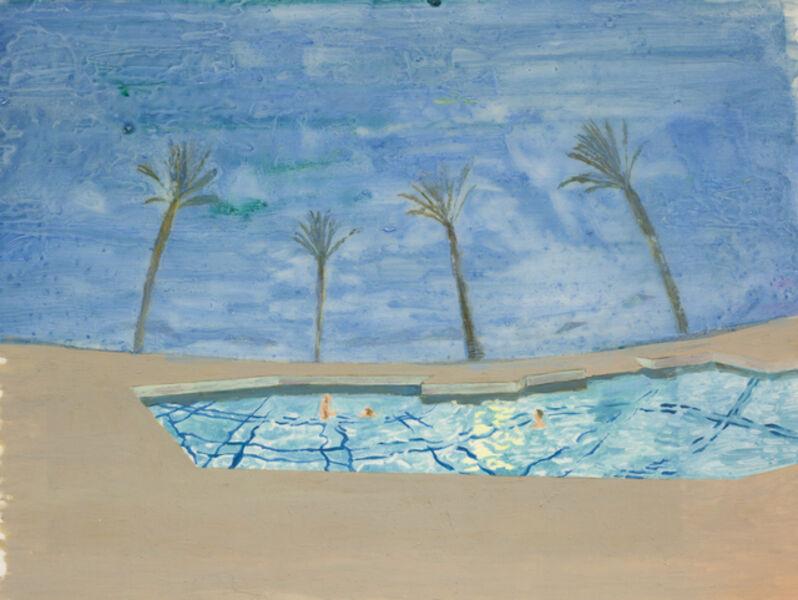 Niklas Eneblom, 'Pool Area', 2017
