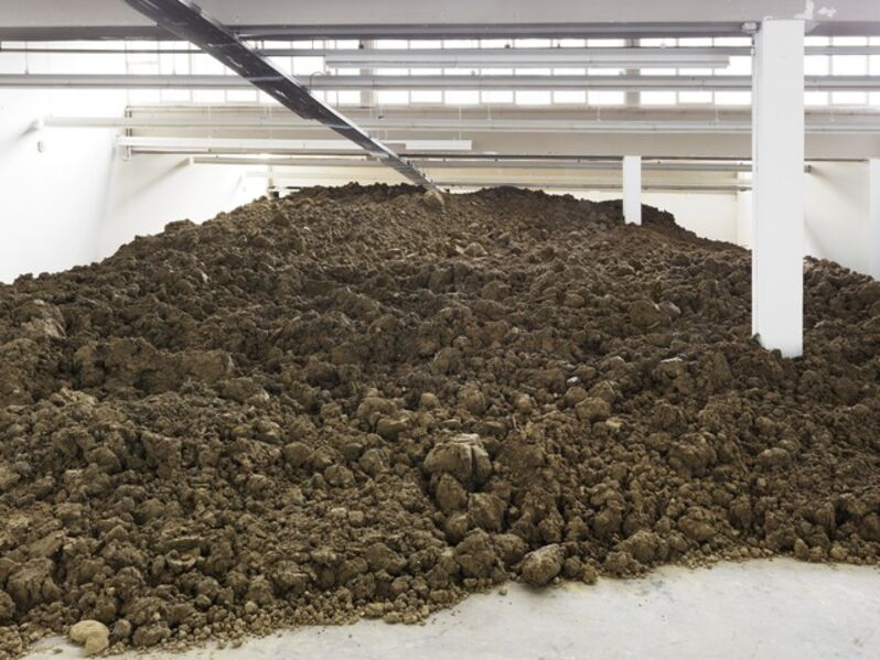 Lara Almarcegui, 'Excavation from Basel', 2015