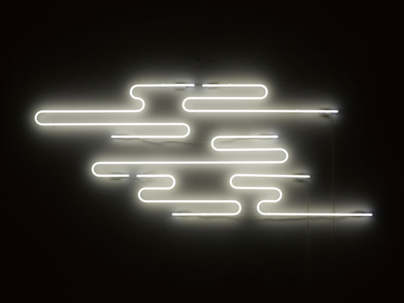 Cerith Wyn  Evans, 'Neon forms (resembling clouds...)', 2014