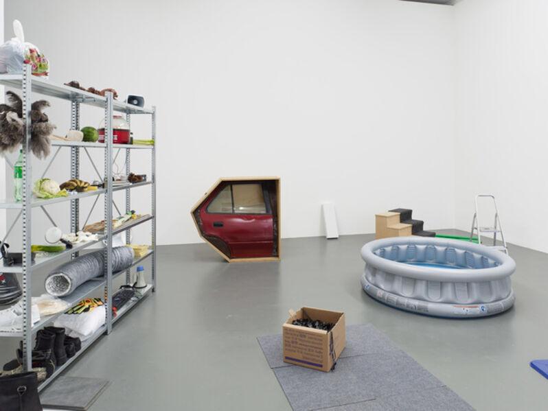 Lawrence Abu Hamdan, 'Earwitness Inventory', 2018