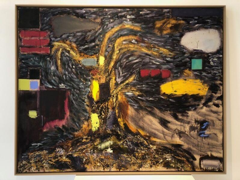 Joan Snyder, 'Paint/Tree', 1990