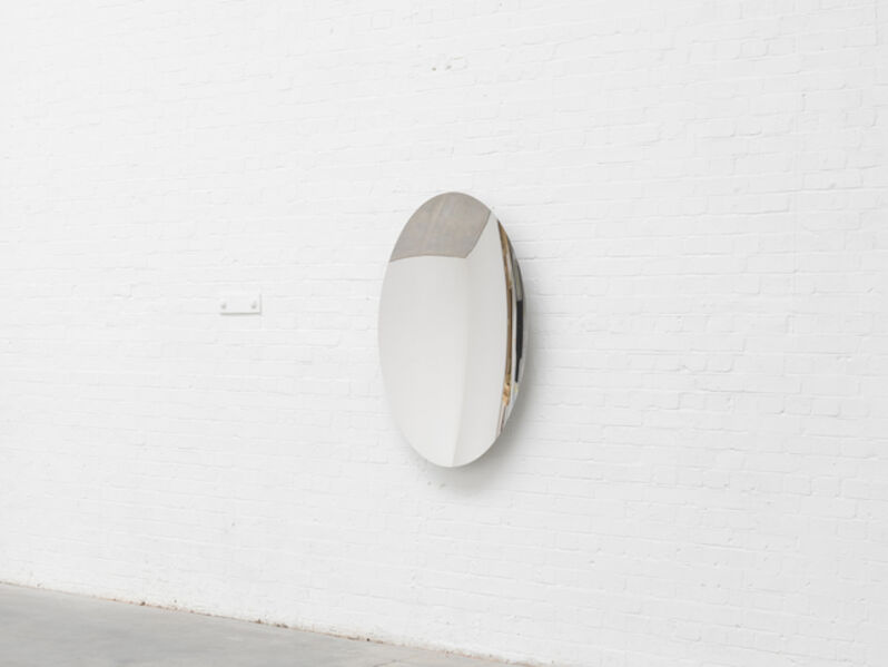 Anish Kapoor, 'Mirror (Oval)', 2018