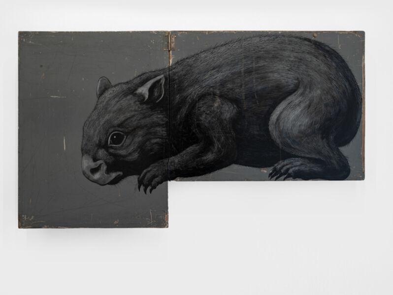 ROA, 'VOMBATUS URSINUS LILY MMXX - Wombat', 2020