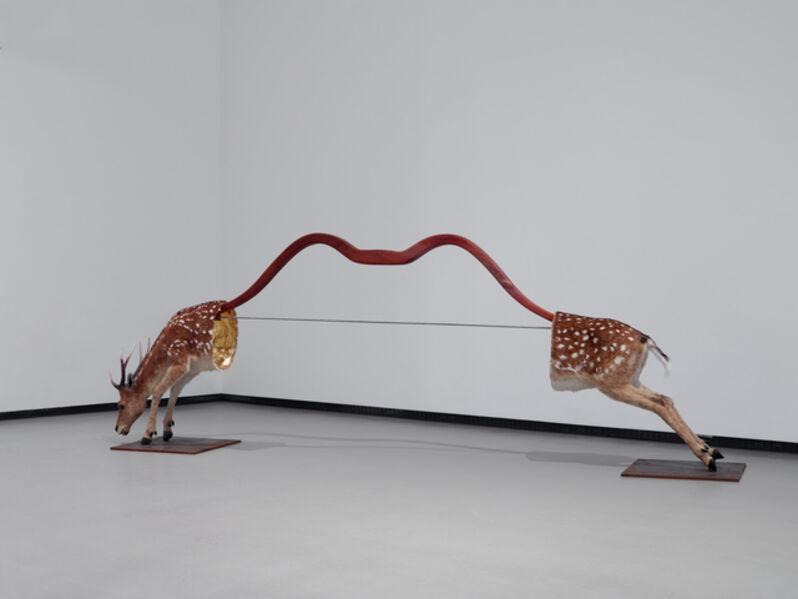 Huang Yong Ping 黄永砯, 'L'Arc de Saint-Gilles', 2015