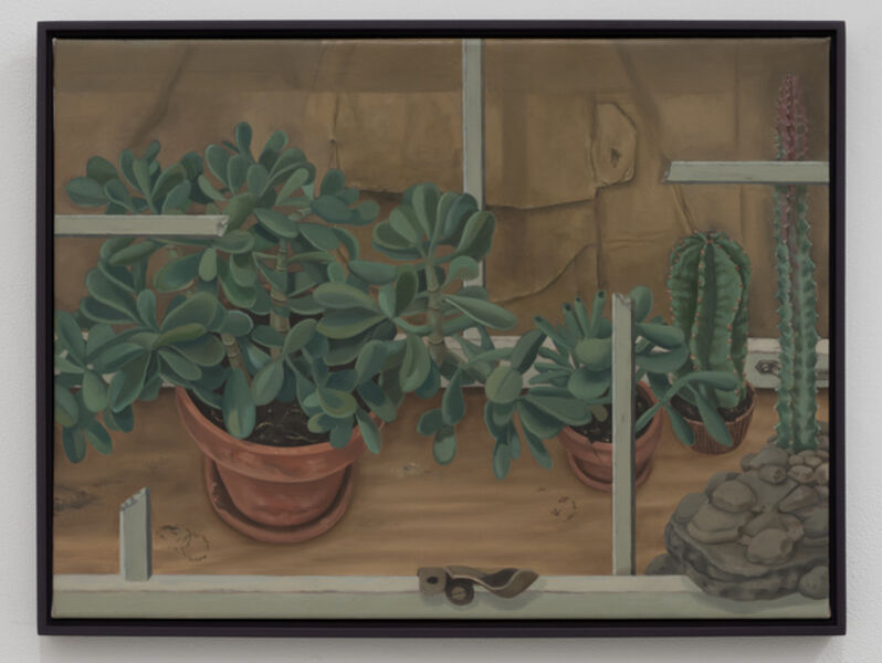 Michael Cline, 'Window Sill', 2019
