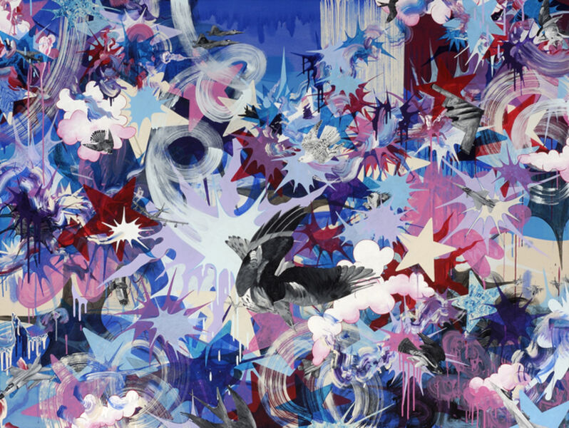 Kara Maria, 'Pattern is the Mother of Memory', 2005