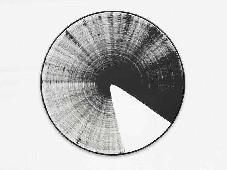Claudia Comte, 'Turn and Slip 160 cm, dark', 2019