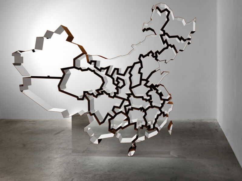 Ron Arad, 'Free Standing China', 2009