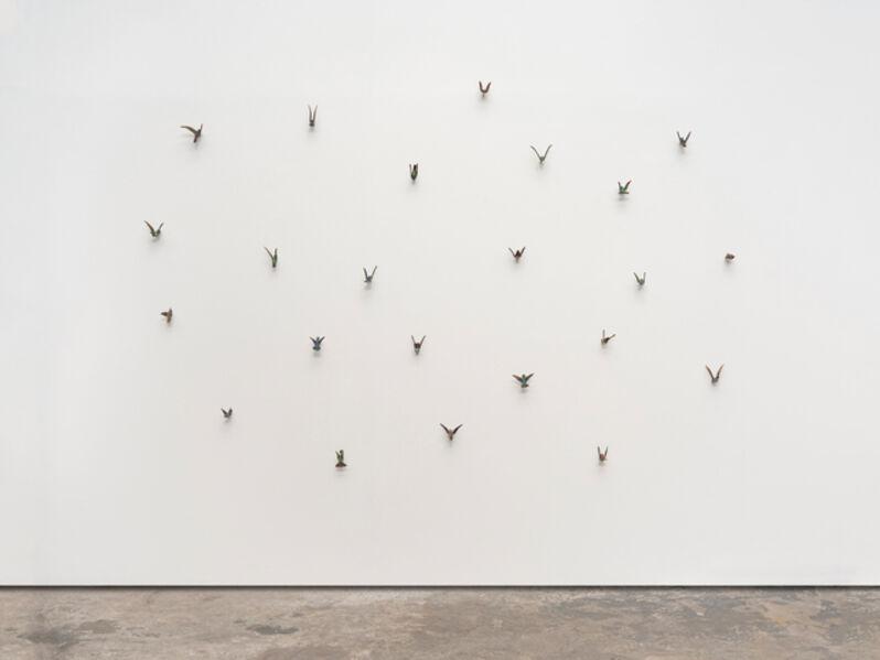 Efrain Almeida, 'Flock of Hummingbirds', 2019