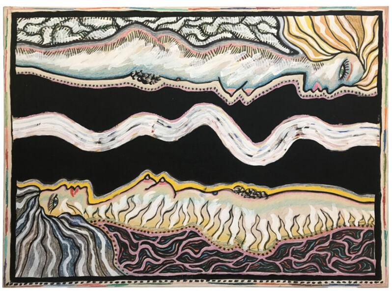John Tweddle, 'Untitled (2 Women)', 1967