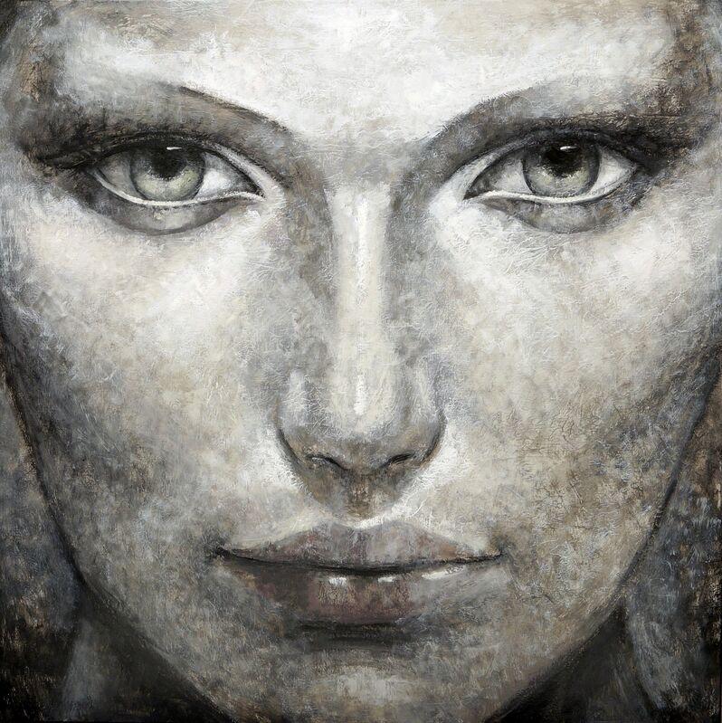 Montse Valdés, '2-6-17', 2017, Painting, Oil on canvas, Villa del Arte Galleries