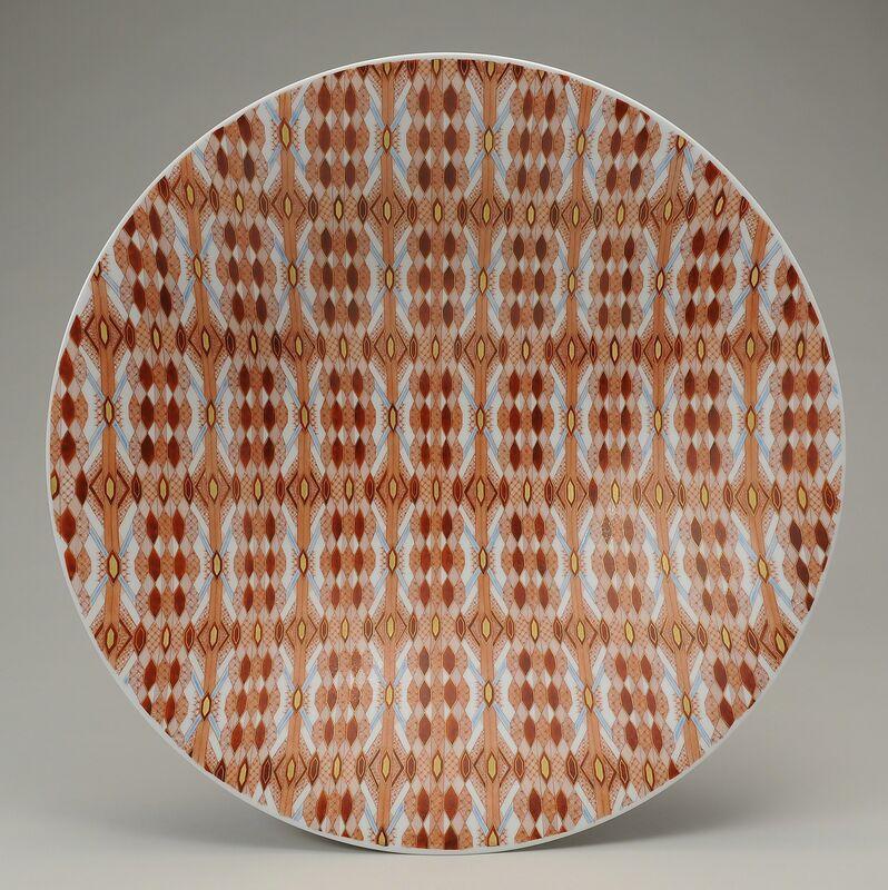 "Masayasu Mitsuke, 'Untitled', 2013, Design/Decorative Art, Kutani ware, ""akae""(red-enamel), Ota Fine Arts"