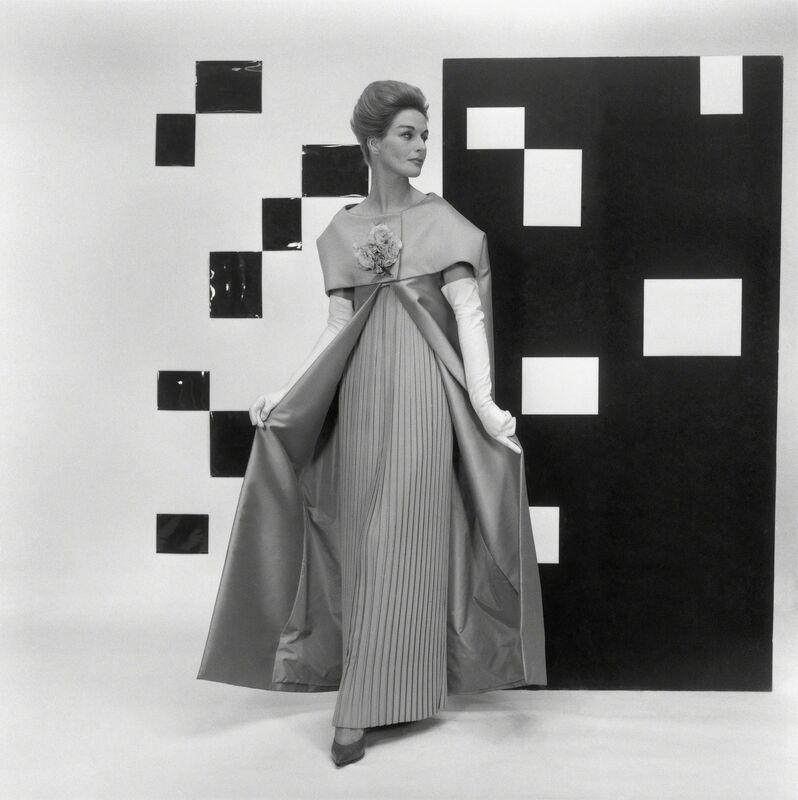 Willy Maywald, 'Modell von Pierre Cardin', 1960, Photography, Museum für Fotografie