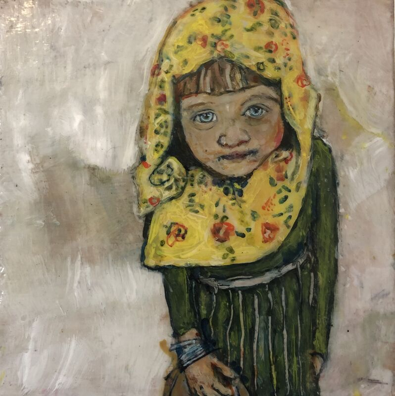 Marjorie Scholl, 'Missing Mama #7', 2018, Painting, Acrylic on panel, McVarish Gallery