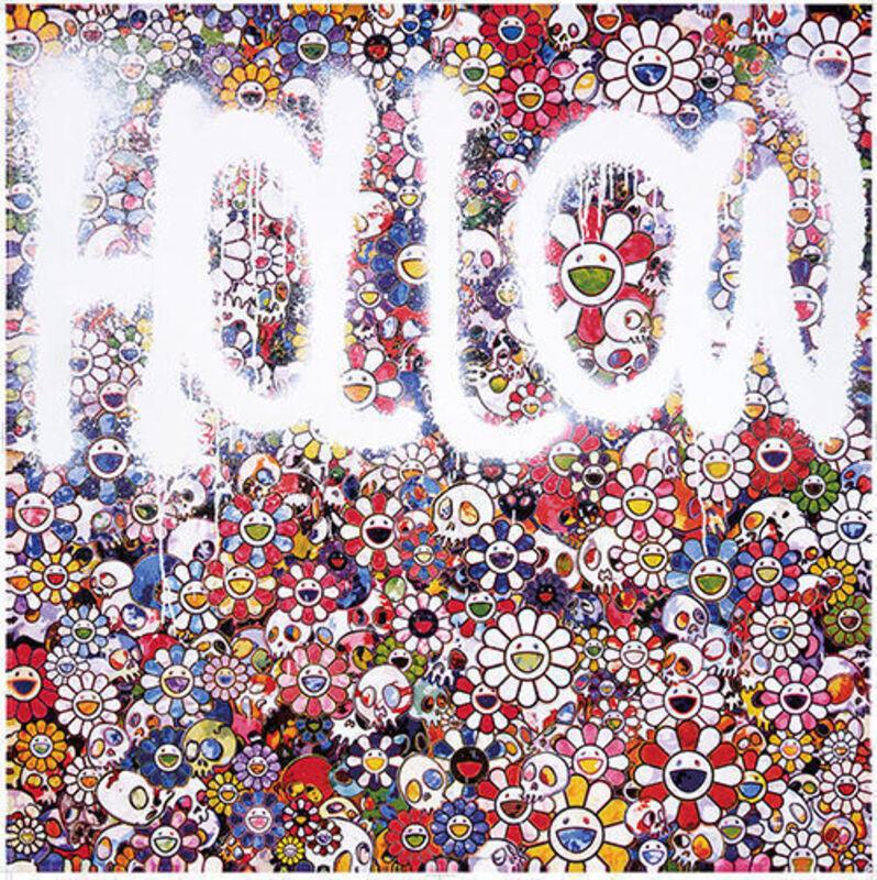 Takashi Murakami, 'FLOWER HOLLOW', 2015, Print, Offset lithograph, Marcel Katz Art