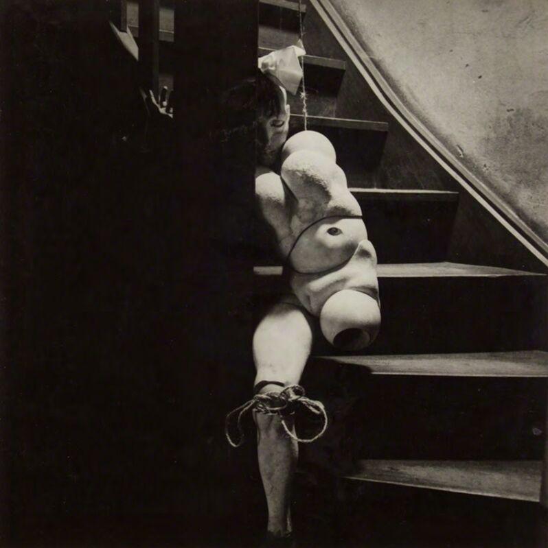 Hans Bellmer, 'La Poupée, Berlin', 1935/1935c, Photography, Silver print unmounted, Contemporary Works/Vintage Works