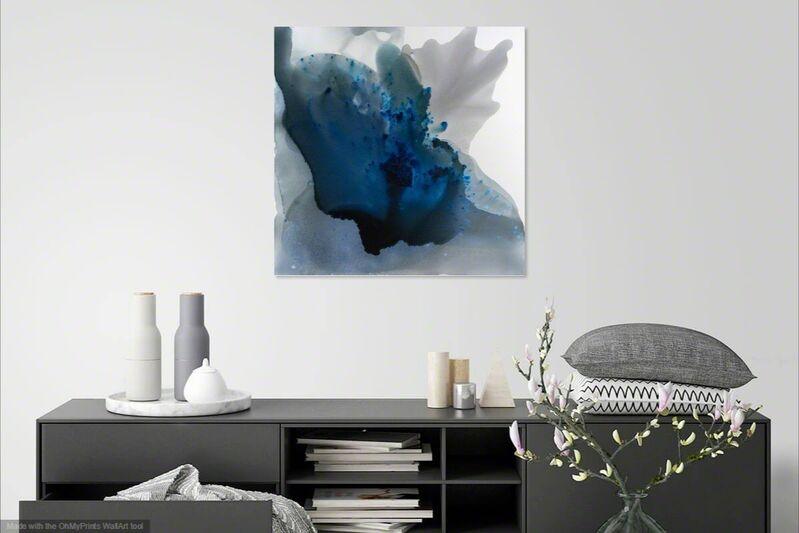 Clara Berta, 'Blues Night', 2019, Painting, Acrylic on Canvas, Ethos Contemporary Art