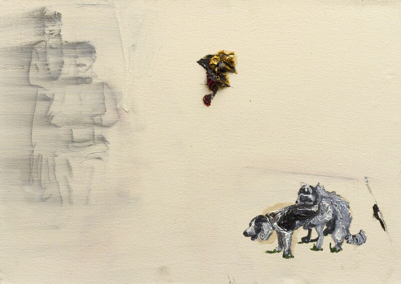 Camila Soato, 'Experiência polissistêmica№16', 2013, Painting, Oil on canvas, Zipper Galeria