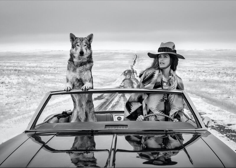 David Yarrow, 'On The Road Again', 2020, Photography, Archival Pigment Print, Samuel Lynne Galleries