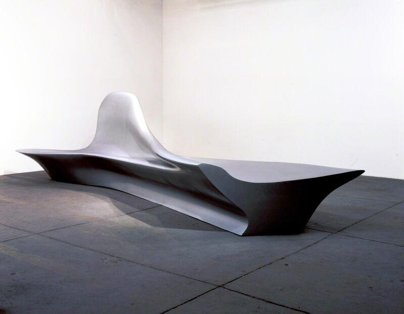 Zaha Hadid, 'Bench', 2003, Design/Decorative Art, Painted Aluminium, Zaha Hadid
