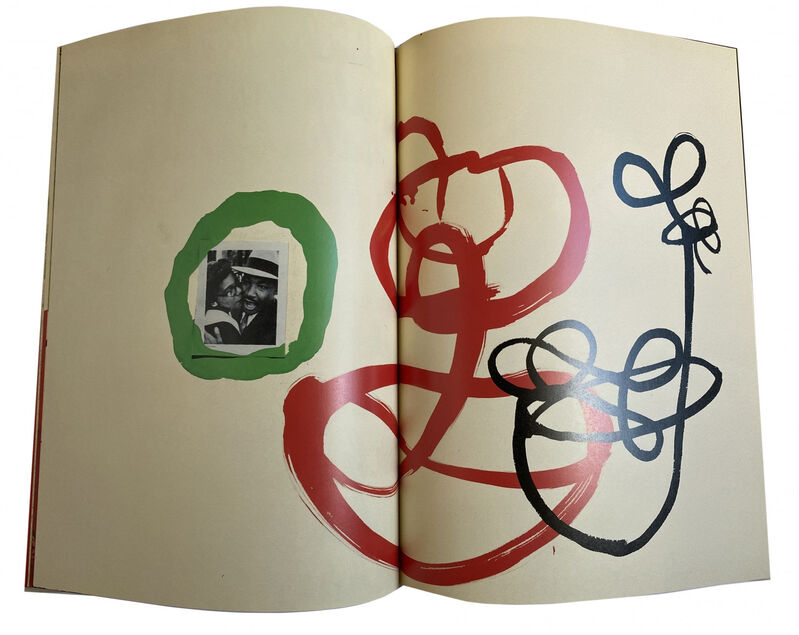 Keith Haring, 'Eight Ball', 1989, Ephemera or Merchandise, Offset printed book, 46 pp with illustrations throughout. First edition., Alternate Projects