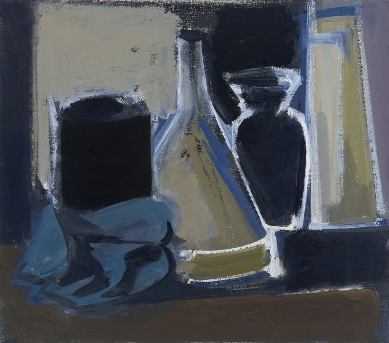 Susannah Phillips, 'Still Life', 2011, Painting, Oil on canvas, Bookstein Projects