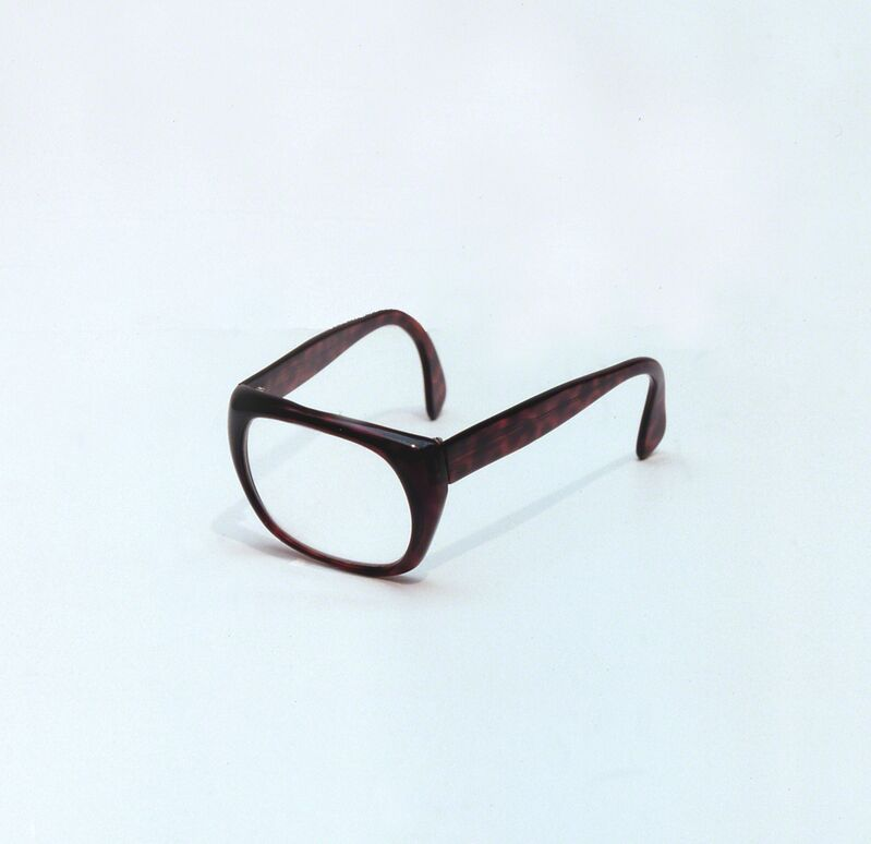 Jaime Pitarch, 'Cyclops', 2007, Sculpture, Deconstructed and reconstructed eyeglasses, Spencer Brownstone Gallery