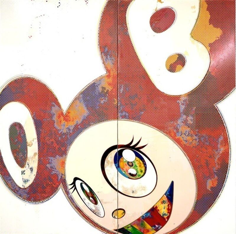 Takashi Murakami, 'And When That's Done I Change', 2009, Print, Offset lithograph on paper, Hang-Up Gallery