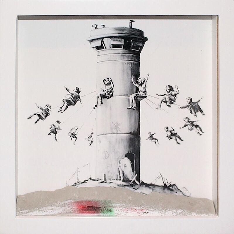 Banksy, 'The Walled Off Hotel Box Set', 2020, Mixed Media, Offset print i box, Artwolfsen