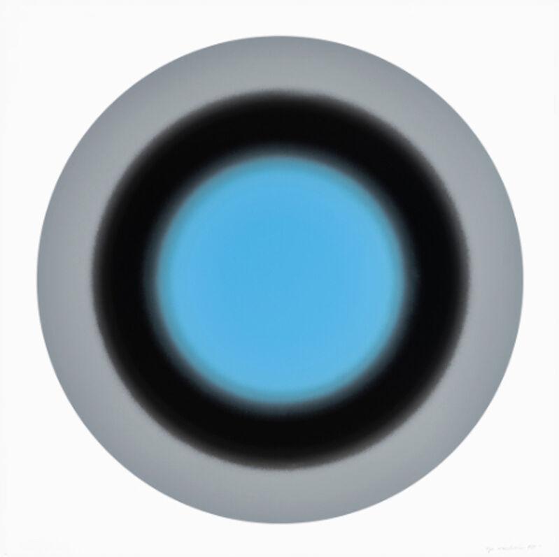 Ugo Rondinone, 'Ugo Rondinone, Sun 1', 2019, Print, Silkscreen on museum board, Oliver Cole Gallery