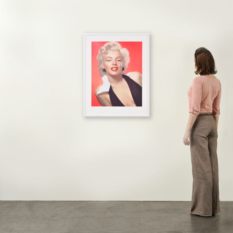 Peter Blake, 'Marilyn (with Diamond Dust)', 2010, Print, Silkscreen with Diamond Dust, Weng Contemporary
