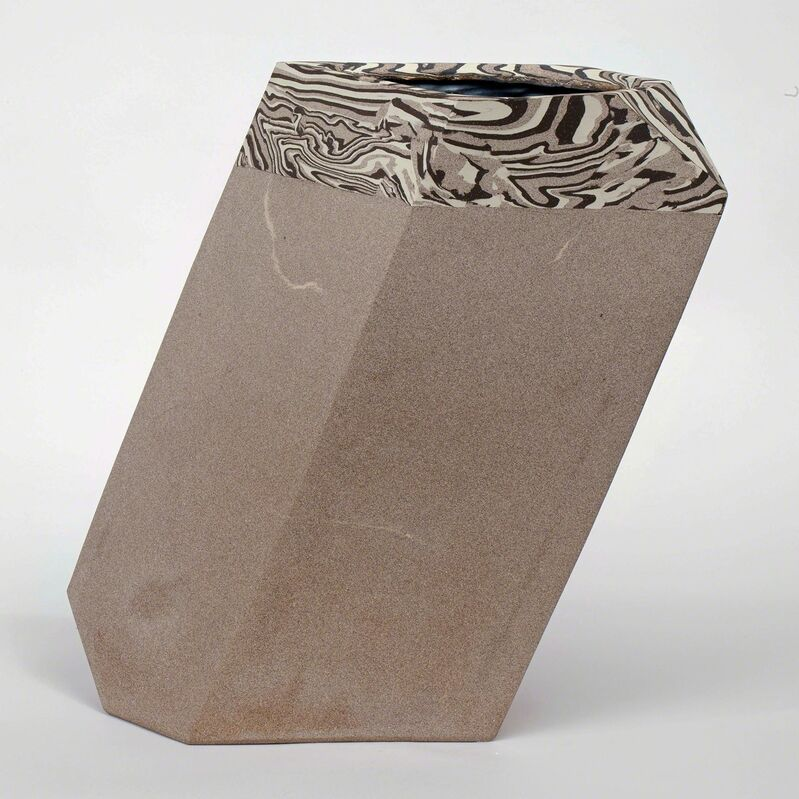 Cody Hoyt, 'Tall Oblique Vessel', 2014, Design/Decorative Art, Ceramic, Patrick Parrish Gallery