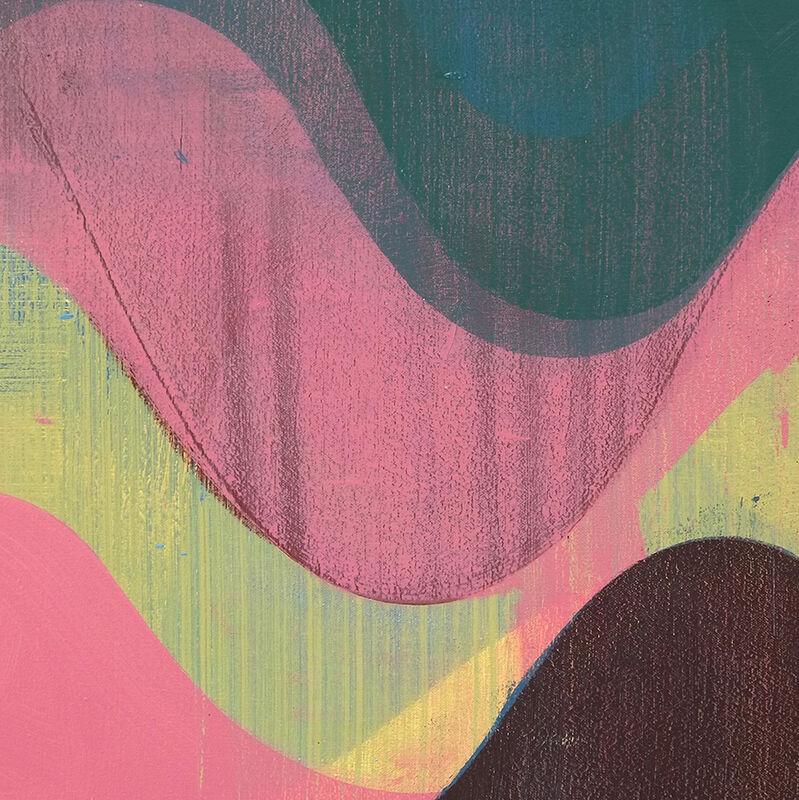 Margaret Neill, 'Aviator (Abstract Painting)', 2014, Painting, Oil on canvas, IdeelArt