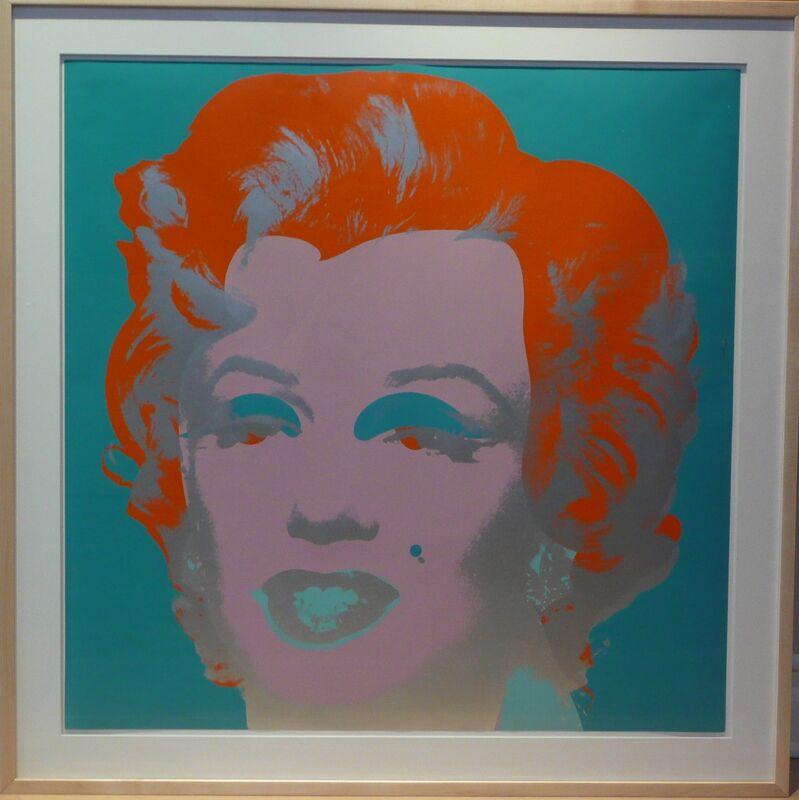 Andy Warhol, 'Marilyn F&S 29', 1967, Print, Screenprint on paper, EF ARTE