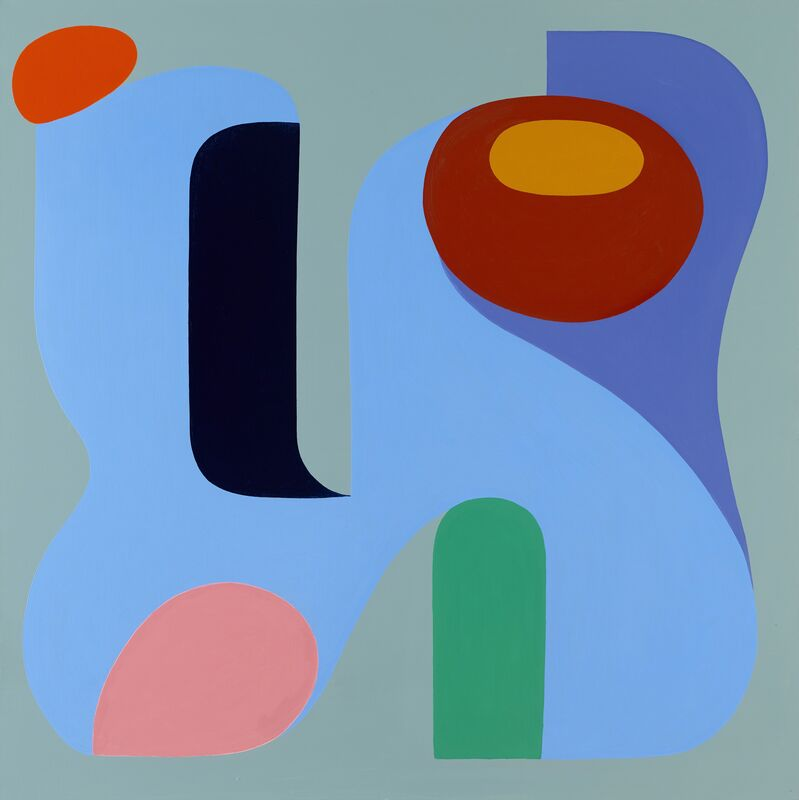 Stephen Ormandy, 'Nest', 2019, Painting, Oil on linen, Galerie Bessières