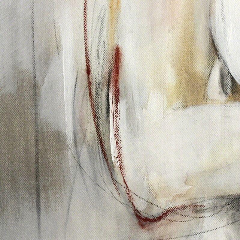 Gabriele Mierzwa, 'Greetings', 2013, Mixed Media, Mixed Media on Canvas, Artspace Warehouse