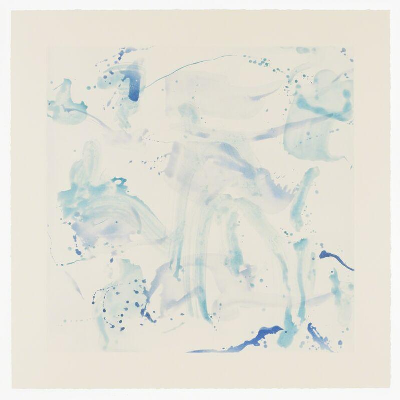 Suzann Victor, 'Twice Upon a Juliet III', 2014, Print, Spit bite aquatint on Saunders 638 gram paper, STPI