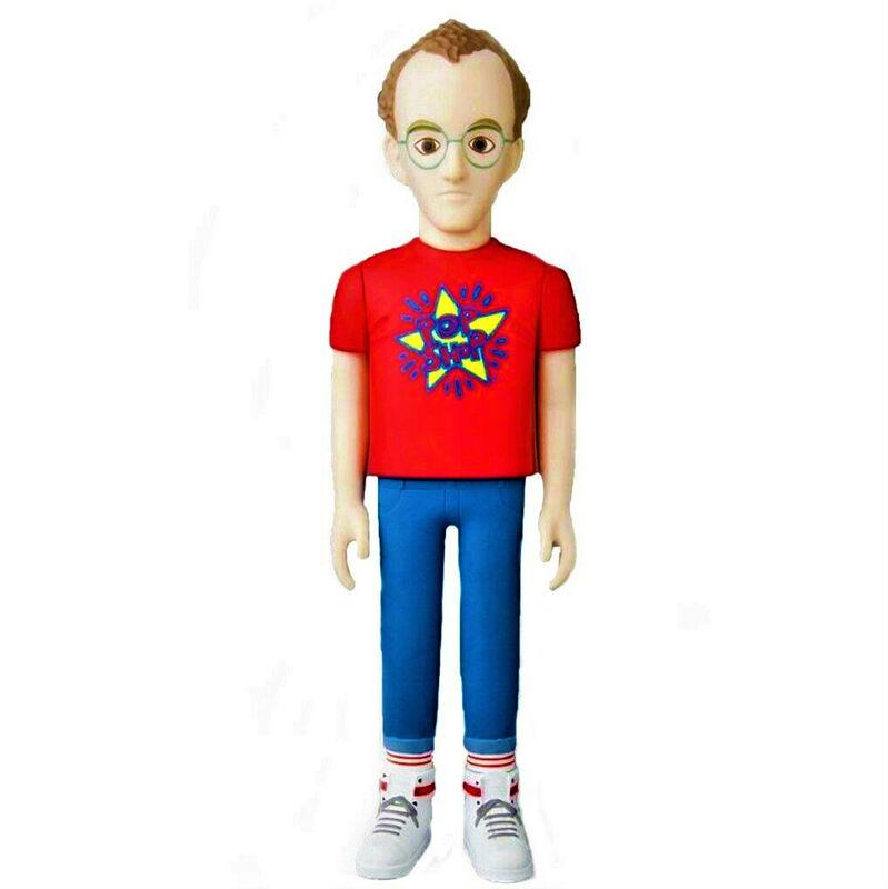 """Keith Haring, '""""Keith Haring"""", Pop Shop Decon Version, 2018, Medicom Toy VCD Vinyl Figure', 2017, Ephemera or Merchandise, Vinyl, VINCE fine arts/ephemera"""