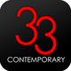 33 Contemporary