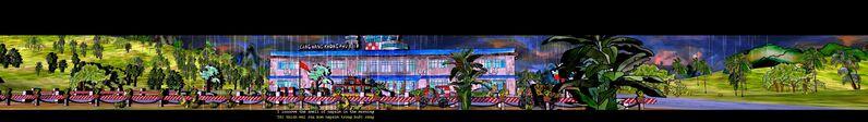 Eddo Stern, 'Vietnam Romance', 2015, Other, Computer game, animation, generative software, Postmasters Gallery