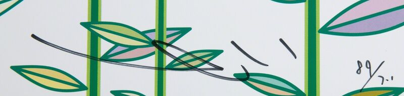 Takashi Murakami, 'Flower', 2011, Print, Offset lithograph on paper, Julien's Auctions