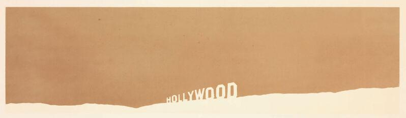 Ed Ruscha, 'Fruit-Metrecal Hollywood', 1971, Print, Screenprint on paper, Upsilon Gallery