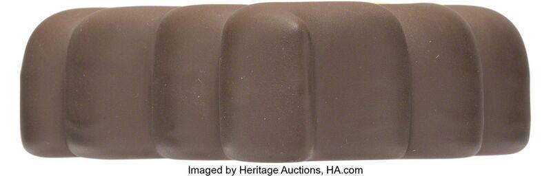 KAWS, 'Warm Regards Bar (Brown)', 2008, Sculpture, Painted cast vinyl, Heritage Auctions