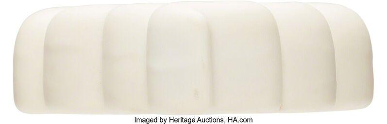 KAWS, 'Warm Regards Bar (White)', 2008, Sculpture, Painted cast vinyl, Heritage Auctions