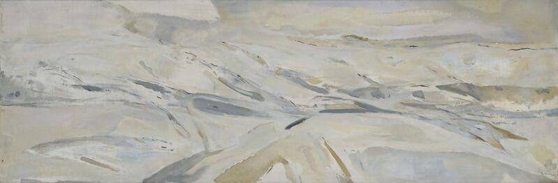 ARPAD SZENES, 'Au dessus de la vallée', 1971-1973, Painting, Huile sur toile, Jeanne Bucher Jaeger